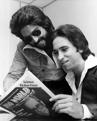 Kenny Loggins and Jim Messina
