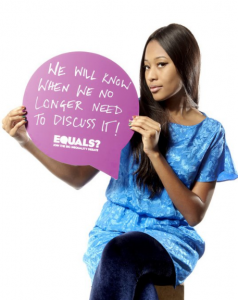 VV Brown for EQUALS